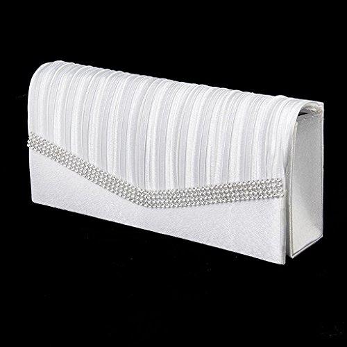 kdskdd, Borsa tote donna, White (bianco) - YHZ100634LVKK2588 White