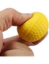 Sport-Golf-Trainings-Praxis-elastische PU-Schaum-Kugeln