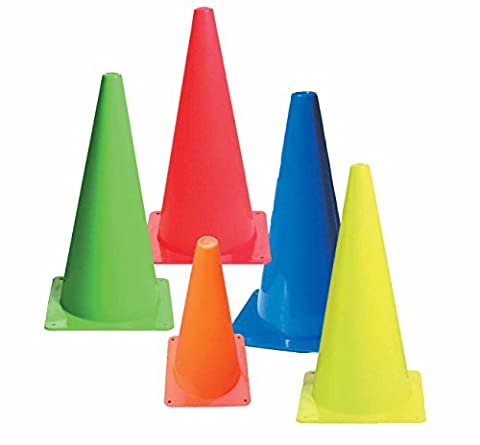 Plastic Cones 9