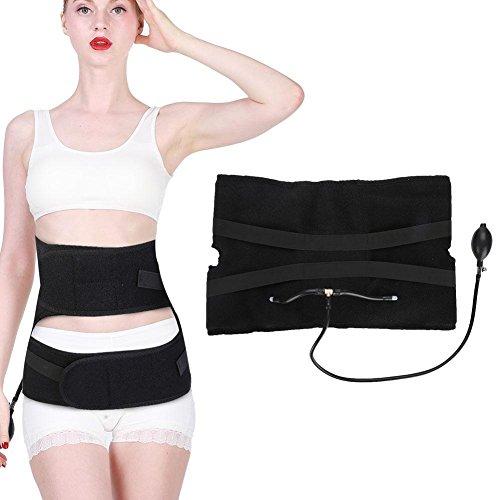 Zetiling Einstellbare Luftkompression nach der Geburt Unterstützung, Frauen Schwangerschaft Erholung Bauchwickelband Body Shaper Gürtel Beckenknochenband Shapewear Taillengürtel -
