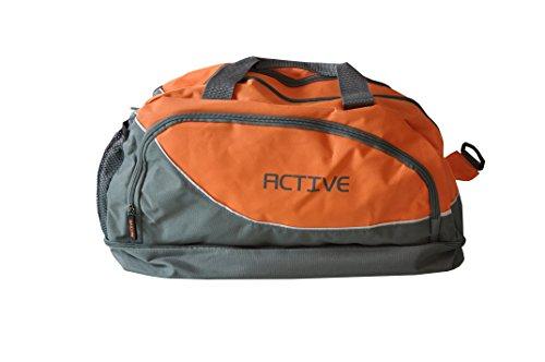 ACTIVE Sporttasche in verschiedenen Farben 30L (Grün) Orange