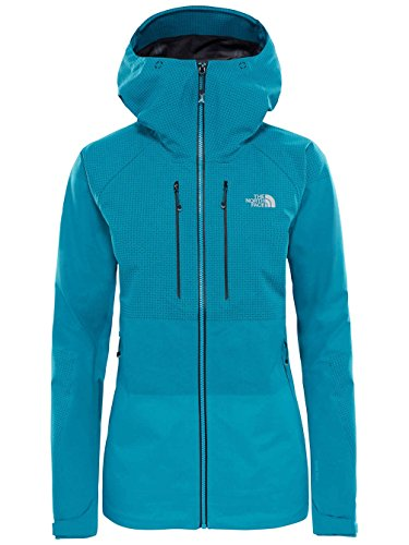 North Face W Summit L5 Fuseform GTX Jacket – Jacke, Damen, Blau (Bluebird Fuse)