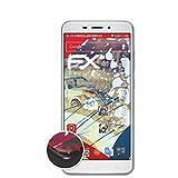 atFolix Schutzfolie passend für Asus ZenFone 3 Laser Folie, entspiegelnde & Flexible FX Bildschirmschutzfolie (3X)