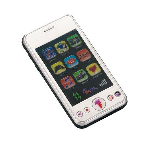 Happy People 61076 - Smartphone mit Hologramm, circa 10 cm, farblich sortiert