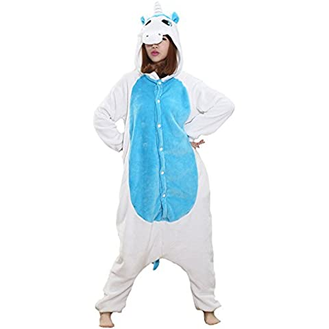 Queenshiny® Kigurumi Pijamas Unisexo Adulto Traje Disfraz Adulto Animal