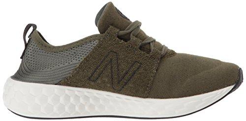 New Balance Kjcrzpkg, Chaussures de Fitness Mixte Adulte Olive/Phantom