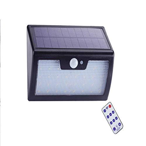 newwordsolar licht zu hause garten licht außenbeleuchtung mauer leichte wasserdicht 6 in 1 fernbedienung super bright led - straßenlaterne