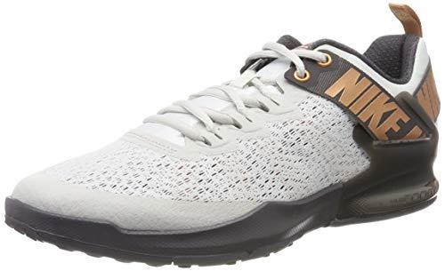 Nike Herren Zoom Domination Tr 2 Cross-Trainer, Grau (Platinum Tint/Metallic Copper 007), 44.5 EU