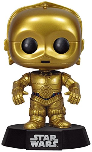 Funko Figurine Cinema POP Star Wars Bobble: C-3PO