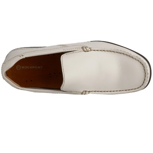 Rockport Cape Noble, Herren Mokassins Weiß