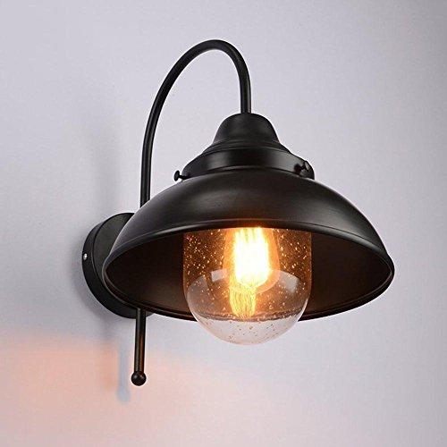 american-country-applique-in-vetro-vintage-lanterna-bubble-lampada-da-parete-a