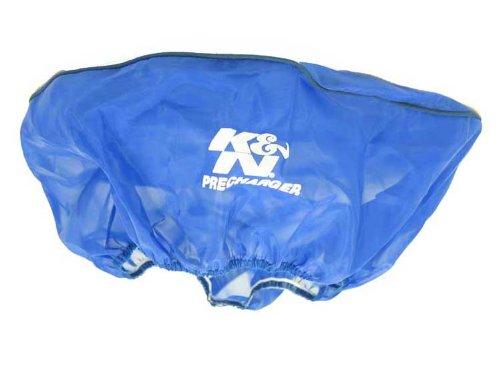 22–1450PL K & N AIR FILTER Wrap PRECHARGER; 35,6cm D, 12,7cm H, Blau (echtes KN Zubehör) (Air Wrap Filter)