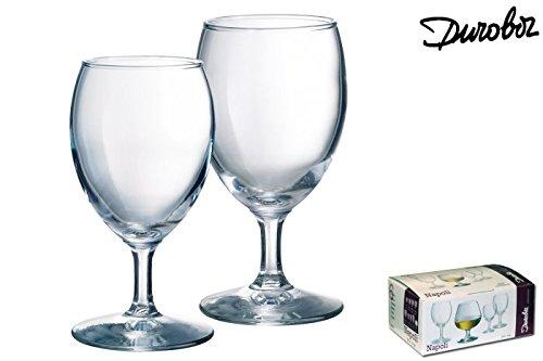 Napoli set de 12 verres à vin blanc 12 cl