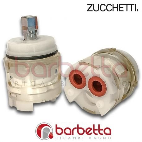 Miscelatori Cucina Zucchetti Rubinetteria.Zucchetti Rubinetteria R98103 8123 R98103 Cartucc Mm 38 Dal 91 Zetamix Cromo