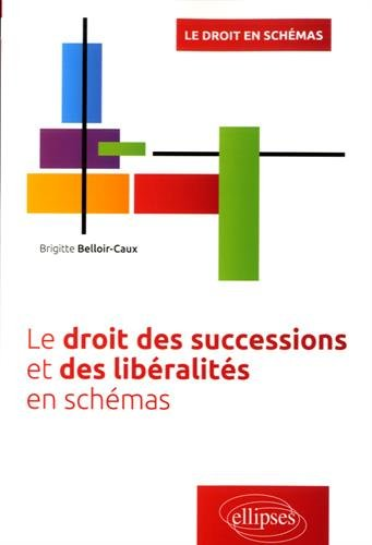 Le Droit des Successions et des Liberalités en Schémas