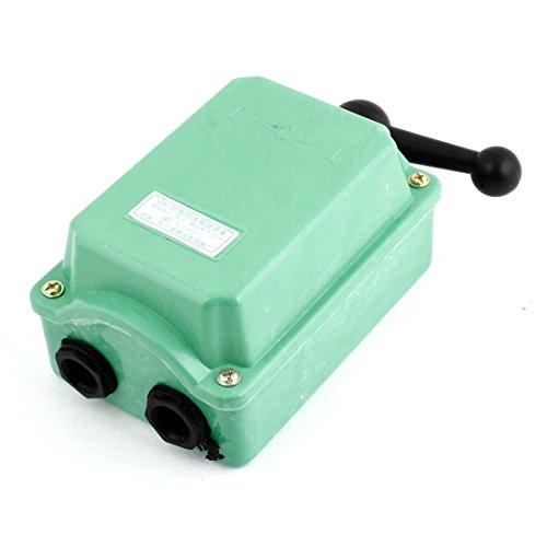Woljay QS-30 30A 380V Vorwärts Wendetrommel Schalter Cam Starter Rain Proof Industrial Reversing Drum Switch - Cam Switch
