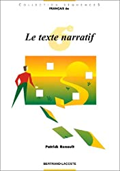 Le texte narratif 6e