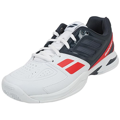 Babolat Propulse team ac blc ant - Chaussures tennis - Blanc - Taille 39