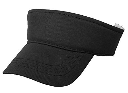 Fletion 100% Cotton Unisex Childrens Kids Boys Girls UV Sun Visor Cap  Breathable Adjustable SnapBack. dfbf2bc625c8