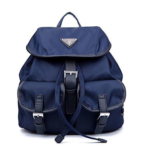Nylon sac à bandoulière en toile/version coréenne du sac à dos/sac étanche/Mme sacs de loisirs-A D