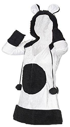 Andrea-Moden Panda Bär Kostüm für Mädchen Gr. 128 (Hübsche Panda Kind Kostüm)