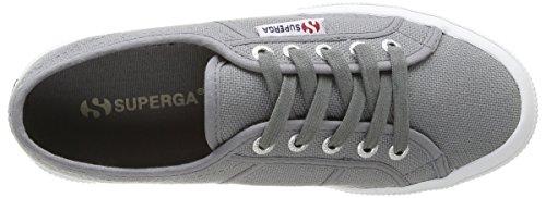 Superga 2750-Jcot Classic Scarpe da Ginnastica, Unisex Bambini Grigio (Grey Sage M38)