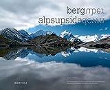 Alpsupside berg - Mountain panoramas symmetrically doubled