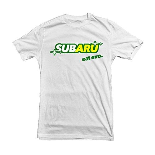 subaru-eat-evo-t-shirt-size-xl-white