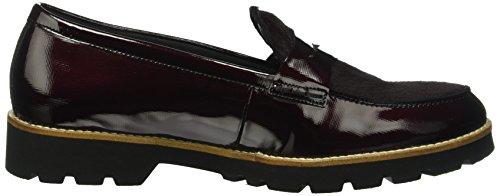 Gabor Shoes 52.556 Damen Slipper Rot (Merlot (S.S/C) 88)