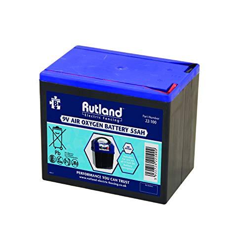 Rutland 22-100R Batteria, Nero, 55Ah