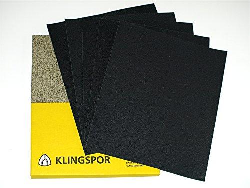 klingspor-10-carta-vetrata-wet-dry-abrasivi-230-x-280-mm-tra-sheets-10-della-stessa-o-da-una-miscela