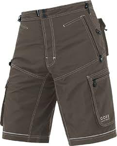 Gore Bike Wear Plaster Ultra Men's Shorts - Brown, XL