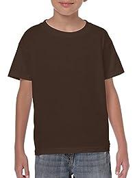 Gildan - Camiseta de algodón
