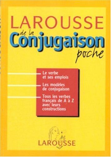 Larousse de la conjugaison par Larousse