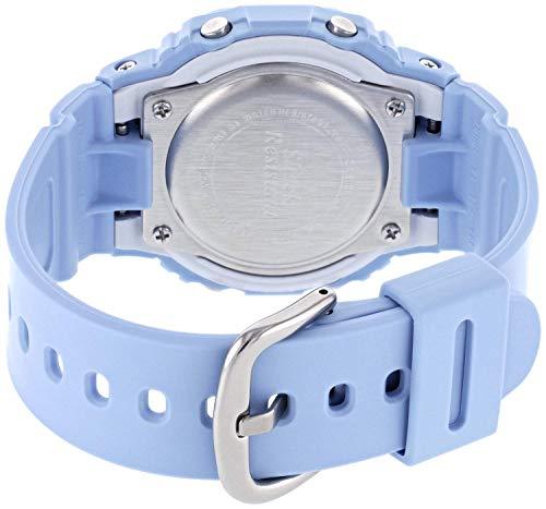 BABY-G Reloj Digital para Mujer de Cuarzo con Correa en Resina BLX-560-2ER