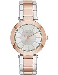 DKNY – Reloj de pulsera digital cuarzo acero inoxidable ny2335