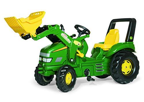 Rolly Toys Trettraktor rolly toys 046638 - rolly X-Trac John Deere mit rollyTrac Loader