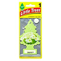 Little Tree Jasmine Paper Air Freshner