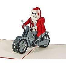 Bmw Motorrad Weihnachtsgrüße.Suchergebnis Auf Amazon De Für Weihnachtsmann Auf Motorrad