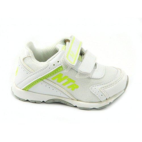 Naturino - Naturino scarpe bianco bambina sport 365 Bianco