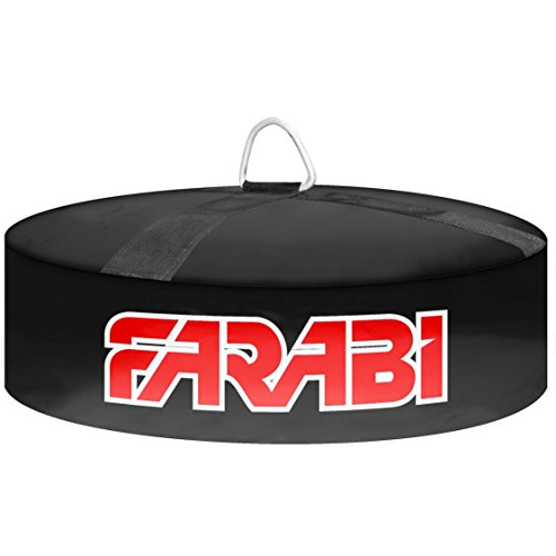 Farabi Double End Anchor Bag Wall Ceiling Mount Anchor for Boxing Speed Punching Bag Mma Muay Thai fitness Training Punching Martial arts and kickboxing Anchor bag Single Ceiling Mount
