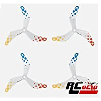 Helices Azure Power 5045 V2 color blanco