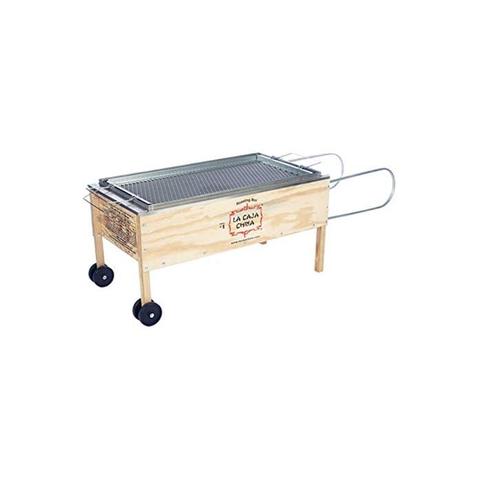 La Caja China Kistensau 1 Roasting Box Kiste Schwein Bbq Grill