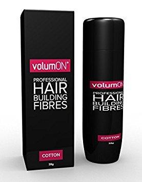 Volumon - Fórmula profesional antipérdida de cabello, 28g (hasta 30usos), 8 colores