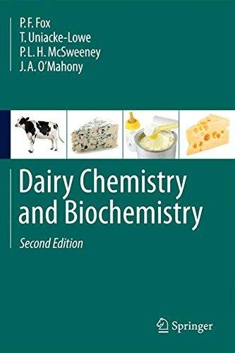 Dairy Chemistry and Biochemistry by P. F. Fox (2015-07-24)