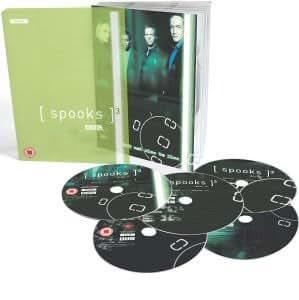 Spooks : Complete BBC Series 3 [2002] [DVD]