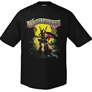 Molly Hatchet - T-Shirt Flirting with Disaster (in XXL)