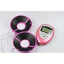 Enshey Portátil Enhancer de mama vibración masajeador Kit Aparato de Electroestimulación para Aumentar los Senos Breast Enhancer Massager Kit
