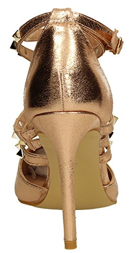 SwankySwans - Stilettos donna Rose Gold
