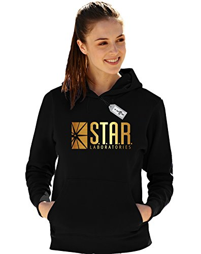 Eat Sleep Shop Repeat Laboratories Star Ladies Hooded Tops